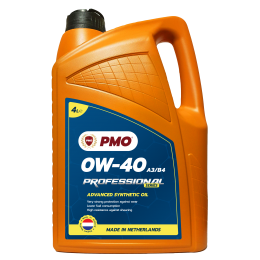 PMO 0w40 Professional Series